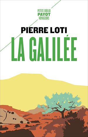 Téléchargez le livre :  La Galilée