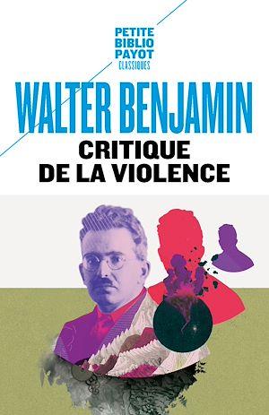 Téléchargez le livre :  Critique de la violence