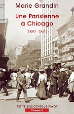 Télécharger le livre :  Une parisienne à Chicago