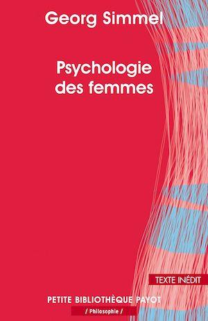Téléchargez le livre :  Psychologie des femmes