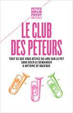 Télécharger le livre :  Le Club des péteurs