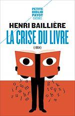 Télécharger le livre :  La crise du livre