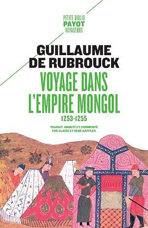Téléchargez le livre :  Voyage dans l'empire Mongol