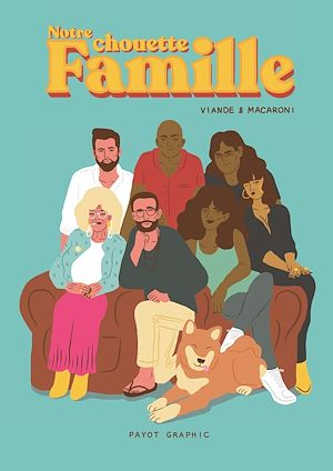 Téléchargez le livre :  Notre chouette famille