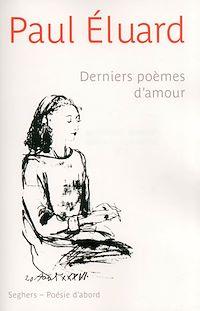 Télécharger le livre : Derniers poèmes d'amour