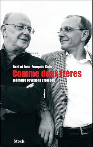 Téléchargez le livre :  Comme deux frères. Mémoire et visions croisées