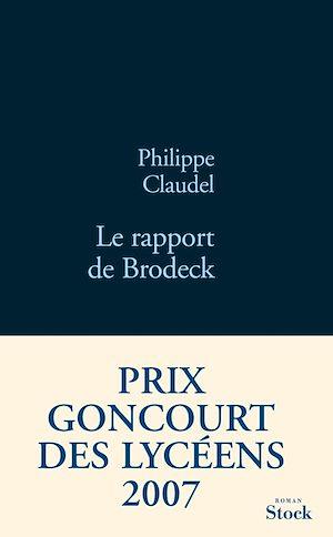 Téléchargez le livre :  Le rapport de Brodeck