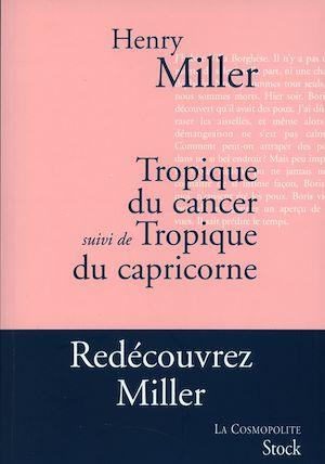Téléchargez le livre :  Tropique du Cancer suivi de Tropique du Capricorne