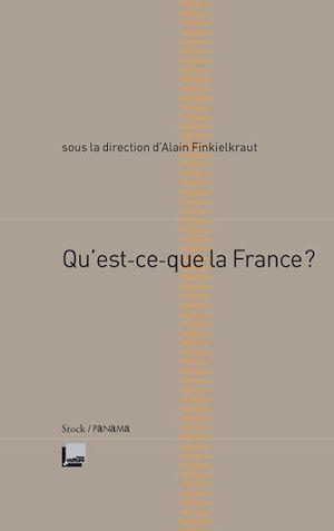 Téléchargez le livre :  Qu'est-ce que la France