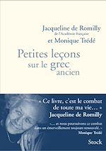 Télécharger le livre :  Petites leçons sur le grec ancien