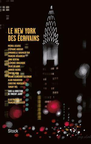 Téléchargez le livre :  Le New York des écrivains
