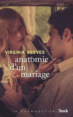 Anatomie d'un mariage | Reeves, Virginia. Auteur