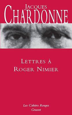 Téléchargez le livre numérique:  Lettres à Roger Nimier