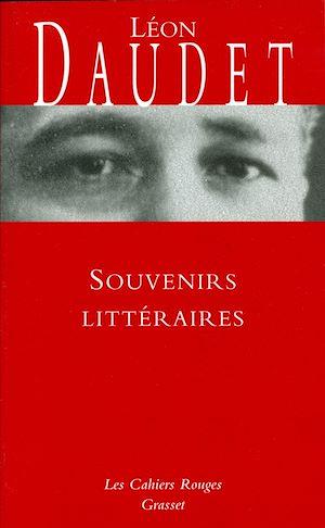 Téléchargez le livre :  Souvenirs littéraires