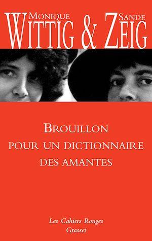Téléchargez le livre :  Brouillon pour un dictionnaire des amantes