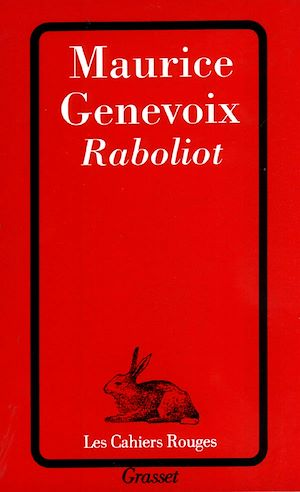 Raboliot | Genevoix, Maurice. Auteur