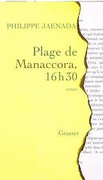 Télécharger le livre :  Plage de Manaccora 16 h 30