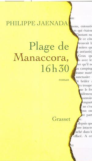 Téléchargez le livre :  Plage de Manaccora 16 h 30