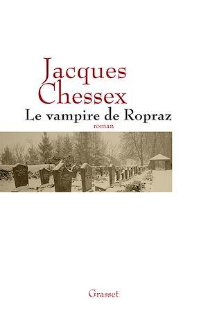 Téléchargez le livre :  Le vampire de Ropraz