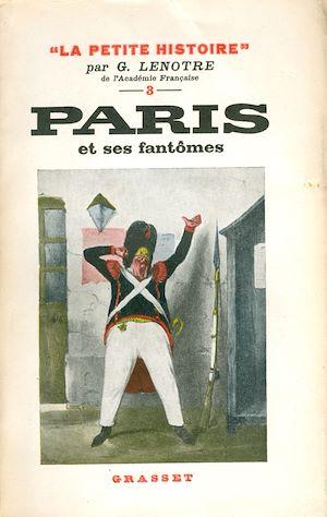 Téléchargez le livre :  Paris et ses fantômes