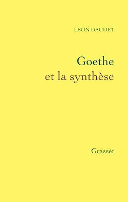 Téléchargez le livre numérique:  Goethe et la synthèse