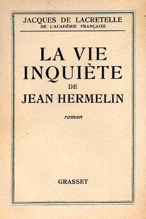 Téléchargez le livre :  La vie inquiète de Jean Hermelin