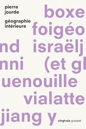 Téléchargez le livre :  Géographie intérieure