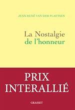 Télécharger le livre :  La nostalgie de l'honneur