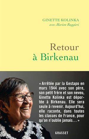 Retour à Birkenau | Ruggieri, Marion. Auteur