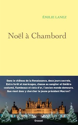 Noël à Chambord   Lanez, Emilie. Auteur