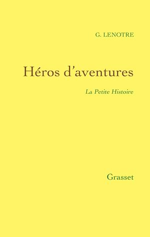 Téléchargez le livre :  Héros d'aventures