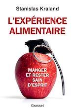 Télécharger le livre :  L'expérience alimentaire
