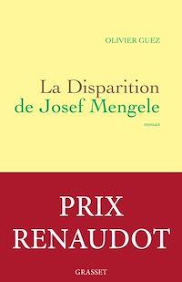 Télécharger le livre : La disparition de Josef Mengele