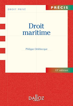 Téléchargez le livre :  Droit Maritime