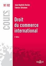 Télécharger le livre :  Droit du commerce international