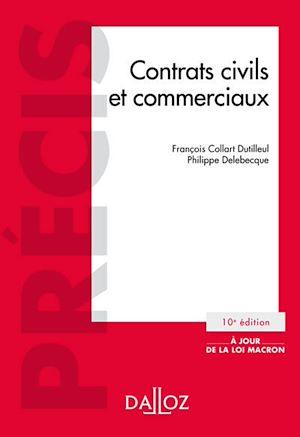 Téléchargez le livre :  Contrats civils et commerciaux