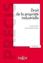 Télécharger le livre :  Droit de la propriété industrielle