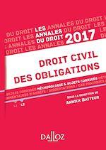 Télécharger cet ebook : Annales Droit civil des obligations 2017