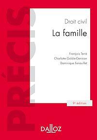 Télécharger le livre : Droit civil La famille