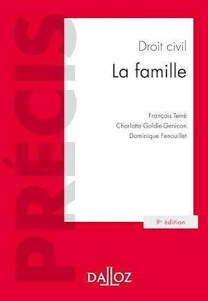 Téléchargez le livre :  Droit civil La famille