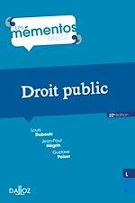 Télécharger cet ebook : Droit public