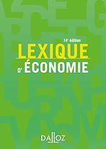 Télécharger le livre :  Lexique d'économie