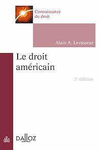 Télécharger le livre : Le droit américain