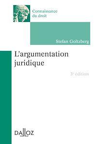 Télécharger le livre : L'argumentation juridique