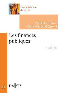 Télécharger le livre : Les finances publiques