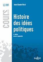 Télécharger le livre :  Histoire des idées politiques