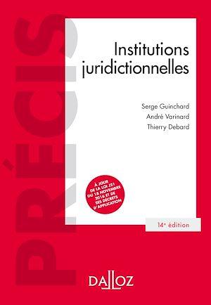 Téléchargez le livre :  Institutions juridictionnelles