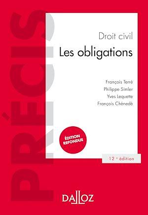 Téléchargez le livre :  Droit civil Les obligations
