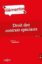Télécharger le livre :  Droit des contrats spéciaux