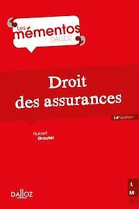 Télécharger le livre : Droit des assurances